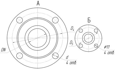 Габаритные размеры РТ-ДО (Рисунок 2)